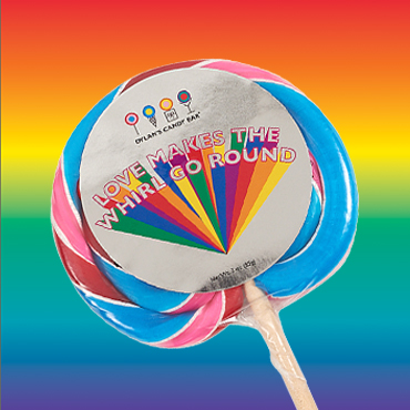 Love Makes The Whirl Go Round Whirly Pop